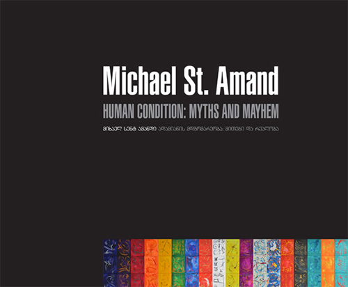 Michael St. Amand: Human Conditioon Myths and Mayhem Book cover